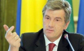 Ющенко уволил представителя Секретариата Президента в Верховной Раде