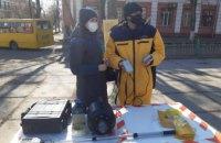 «КРОК до безпеки»: сьогодні в Нікополі вимірювали радіацію (ФОТО)