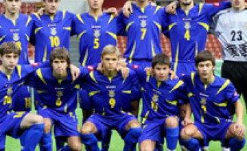 Юношеская сборная Украины выиграла «бронзу» на турнире памяти Гранаткина