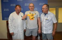В Днепре врачи Мечникова прооперируют бойца, раненого под Иловайском