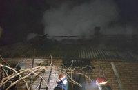 Получил термические ожоги шеи и лица: на Днепропетровщине мужчина обгорел в собственном доме