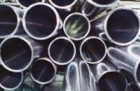 Производство стали в Украине сократилось на 36,8%