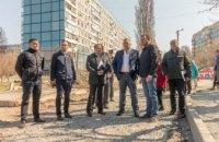 Ремонт ул. Гидропарковая, это комплексное обновление - от замены бордюрного камня до озеленения территории, - Борис Филатов