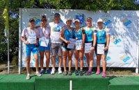Юні веслувальники з Дніпропетровщини здобули 32 нагороди на чемпіонаті України