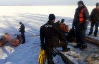 На ж/м Фрунзенский полицейские спасли двоих детей, провалившихся под лед