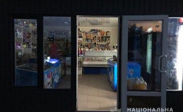 В Юрьевском районе обокрали магазин с продуктами
