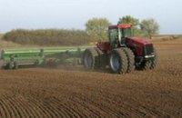 Аграрии Днепропетровщины посеяли уже более половины озимых