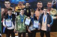 Дніпровські спортсмени посіли призові місця на чемпіонаті України з боксу серед юніорів
