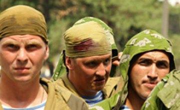 Кабмин выделил военным 5 млн грн