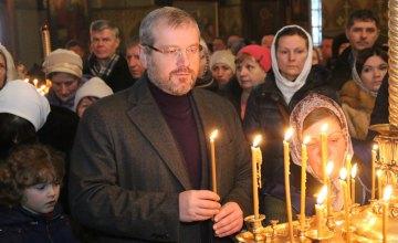 Вилкул поздравил земляков с Рождеством: мира, Божьей благодати и успеха во всех добрых начинаниях