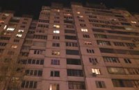 В Киеве 13-летняя девочка выпрыгнула с 14-го этажа