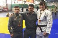 Дзюдоисты из Днепропетровщины завоевали 11 медалей на юниорском Чемпионате Украины