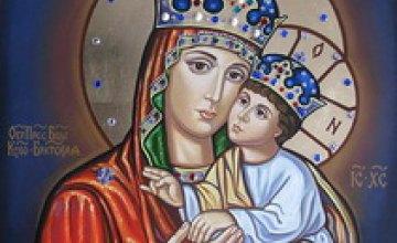 Православные христиане чтут Киево-Братскую икону Божией Матери