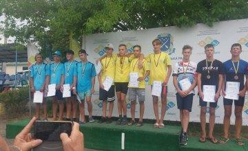 Дніпряни стали переможцями чемпіонату України з веслування на байдарках та каное