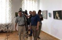 В Днепре состоялась презентация персональной выставки Евгения Ходы (ФОТО)