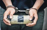 На Днепропетровщине задержали 21-летнюю «закладчицу»