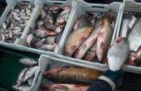 Днепропетровский рыбоохранный патруль задержал нарушителей с 334 экземплярами  раков и 250 кг рыбы