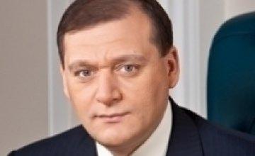 Давайте сделаем такую атмосферу в обществе, чтобы мнения и запада, и юго-востока Украины имели право на жизнь, - Михаил Добкин