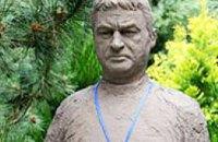В Крыму установили памятник Гусу Хиддинку (ФОТОРЕПОРТАЖ)