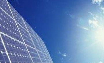 В следующем году Украина начнет получать солнечную энергию