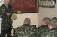 Курсанты Академии Сухопутных войск стажируются в Днепропетровской области