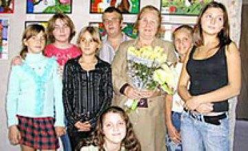 Воспитанники днепропетровского киноцентра «Веснянка» заняли 1-е место на Международном фестивале детского видео