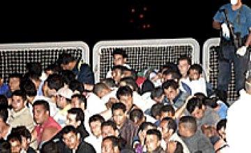 В Днепропетровске сотрудники сектора противодействия нелегальной миграции выявили 20 нелегалов