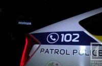 На Днепропетровщине сбили пешехода, перебегавшего дорогу на красный свет