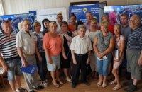 «Давай знакомиться!» — ОПЗЖ Днепропетровщины создает прочную областную команду