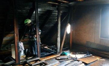 В Новомосковске при пожаре в собственной квартире погиб мужчина