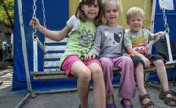 Более 340 дополнительных мест создано в детских садах Днепропетровщины