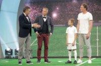 Известный футболист Андрей Пятов встретится с «украинским Месси» в талант-шоу «Круче всех»