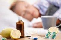 За неделю гриппом и ОРВИ в Украине заболело более 180 тысяч человек