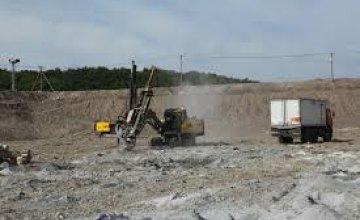 Буровзрывные работы, проводимые Павлоградвзрывпромом, обеспечивают высокое качество получаемой щебенной продукции, - техдиректор