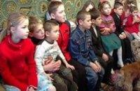 В Днепропетровске зарегистрировано рекордно низкое количество детей-сирот