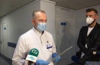 Победа в борьбе за жизнь: в больнице Мечникова четверо тяжелейших пациентов с COVID-19 пошли на поправку