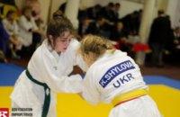 Всеукраинский турнир по дзюдо среди девушек в Днепре собрал 187 участниц