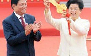29 июля открылась Олимпийская деревня в Пекине