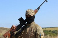 В Луганской области провели учения снайперов (ФОТО)