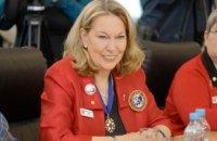 Основательница TAPS поблагодарила мэра Днепра за поддержку в создании украинского представительства организации