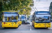 Из-за коронавируса в Луцке полностью прекращено движение общественного транспорта