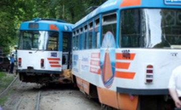 Участок пути, на котором сошел с рельс трамвай, не ремонтировался с 1988 года