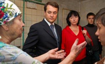 Жильцы общежития по ул. Осенняя, 15 обратились за поддержкой к Игорю Цыркину