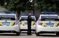Во Львове нарушитель ПДД натравил на полицейских собаку (ВИДЕО)