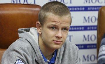 16-летний днепрянин выиграл бронзу на Кубке Европы