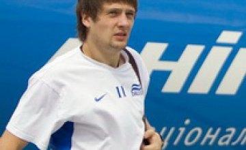 Футболиста «Днепра» Евгения Селезнева ждет операция