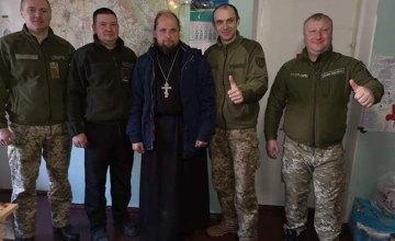 Волонтерский центр «Надія» передал помощь бойцам и детям с инвалидностью в Луганскую область, - Сергей Рыбалка