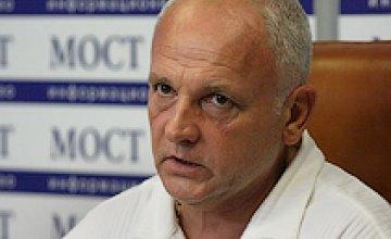 Маслянисто-ржавое пятно из Днепропетровска в других регионах Украины не обнаружено