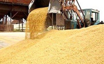 В Днепропетровской области началась уборка урожая