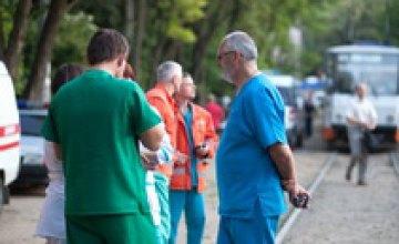 Пострадавших в аварии с трамваем было 17, – Днепропетровский горсовет